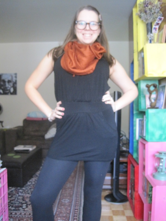 student style, scarf, my old blog posts