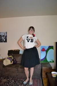 Spring Break: I happy face cookie VB