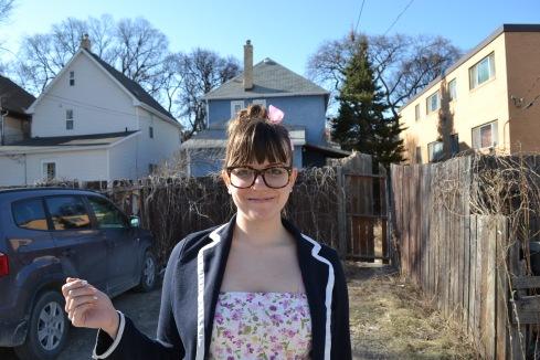Style Challenge: Lauren Conrad Floral