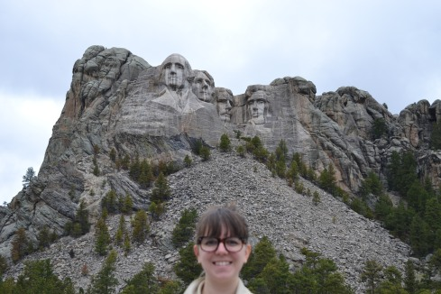 Road Trip Style: Mount Rushmore!