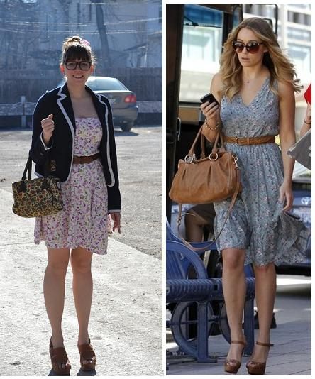 Snag that Style: Lauren Conrad Floral Style
