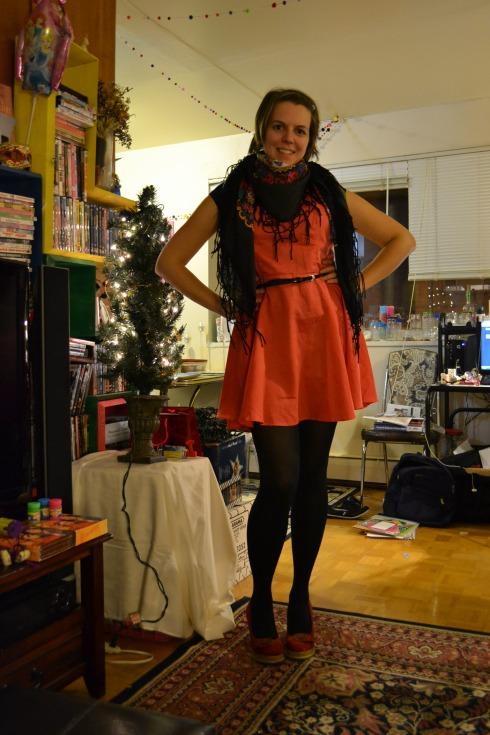 dressember day 2
