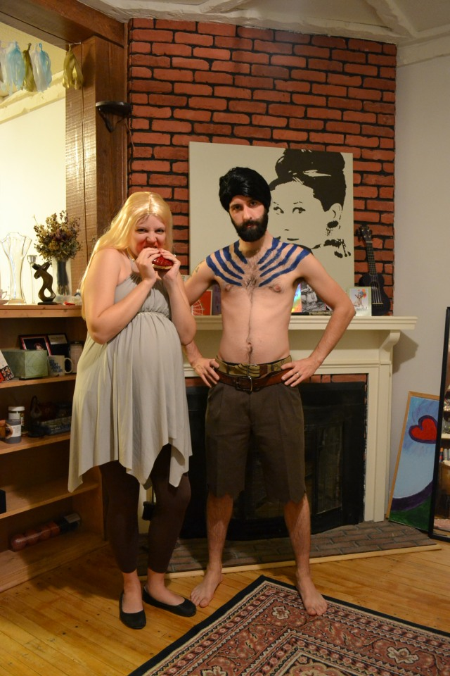 Game of Thrones Couples Costume