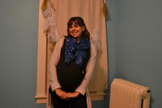styling maternity pants