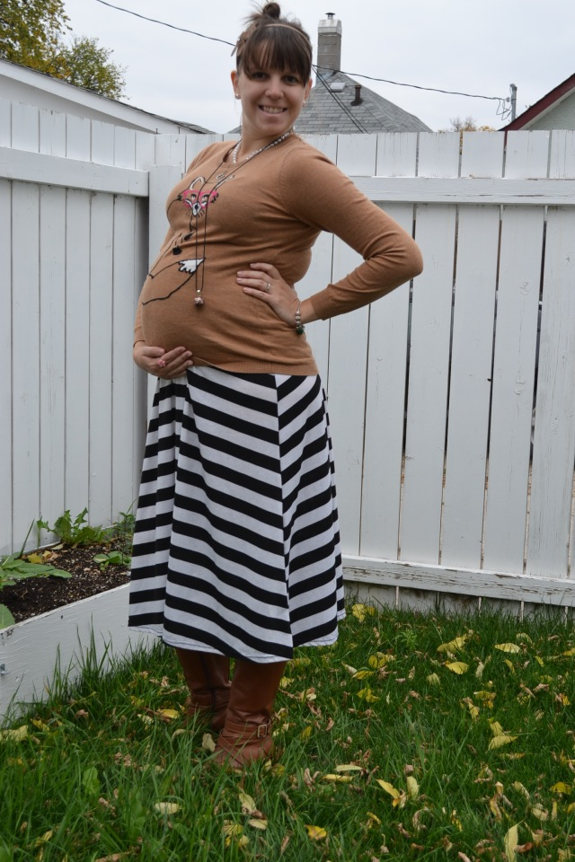 baby bump fashion