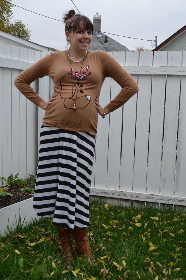 maternity fall fashion