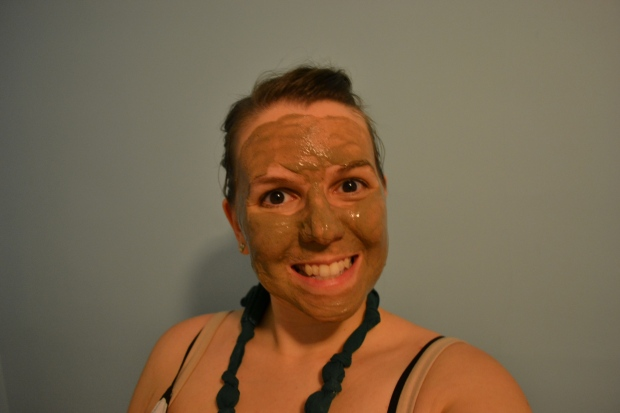 Moroccan clay mask