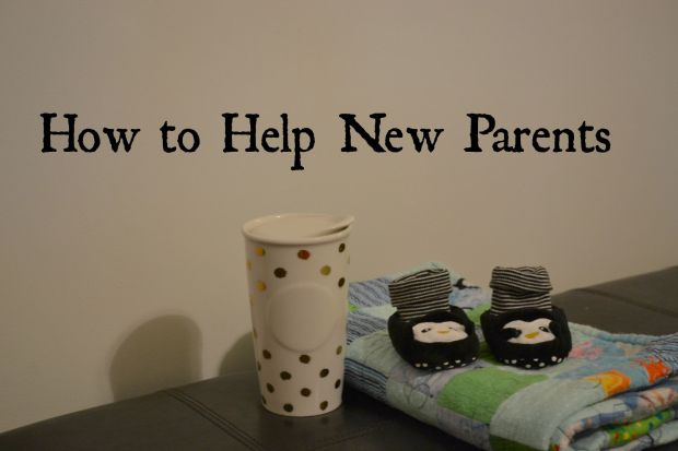 how to help new parents