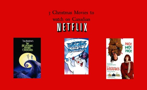 Christmas Movies to Watch on Canadian Netflix