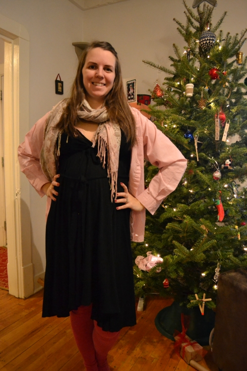 Dressember: 31 days, one dress