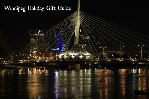 Winnipeg Holiday Gift Guide