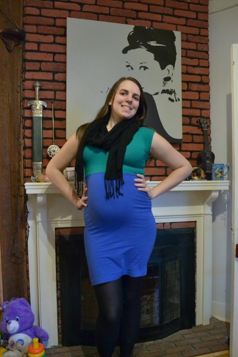 baby bump, mama style, maternity