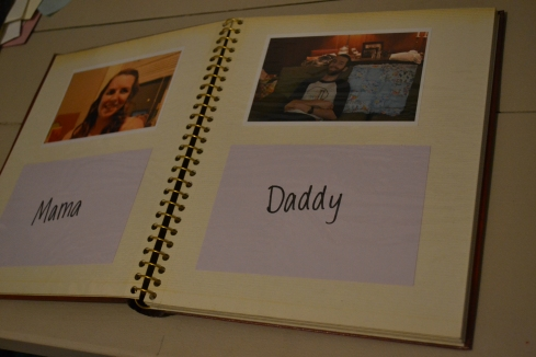 My Family Book DIY