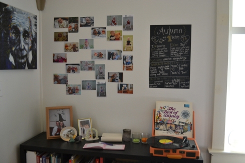 First Birthday - Memory Wall