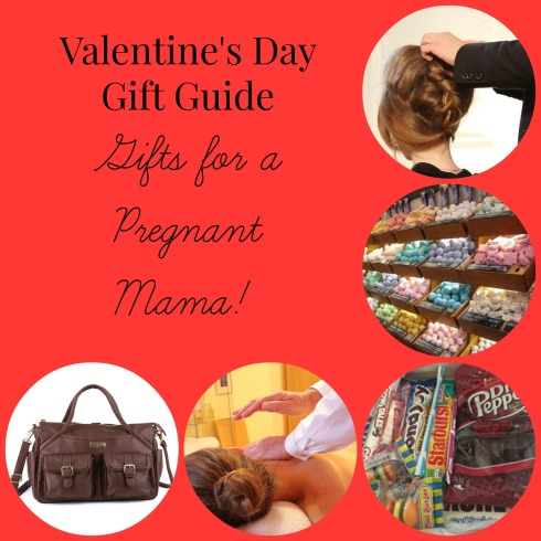 Valentine's Day Gift Guide for Pregnant Mamas